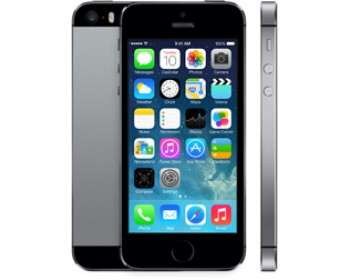 Apple iPhone 5s 16GB Space Gray EU