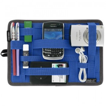 Cocoon Grid-It Organizer for Bags, CPG8BL, Blue