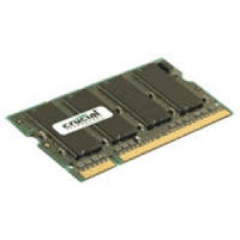 Crucial 1GB PC2-6400 DDR2-800 SODIMM CT817131