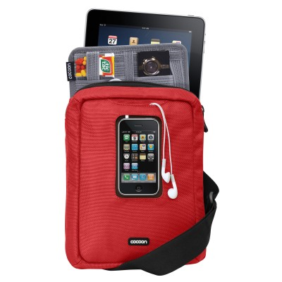 Cocoon Grid-It Messenger Sling for iPad Air CGB150RD