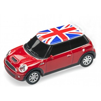 AutoDrive, USB 2 Flash Drive, Mini Cooper, 16 GB