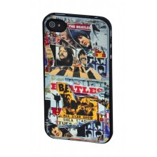 """The Beatles"" Hard Case for iPhone 4/4S, Collage"