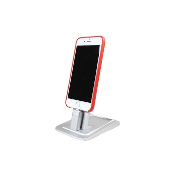 CableJive HeroDock, Aluminium Stand for iPhone and other smartphones