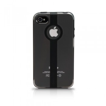 Marware DoubleTake, iPhone 4 & 4S, Clear/Black