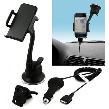 Muvit iPhone Car Bundle
