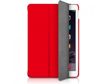 Macally BOOKSTAND for iPad Air 2, Red, BSTANDPA2-R