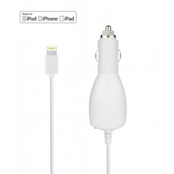 Macally MCAR10L, 2.1A Autocharger incl. 90 cm Lightning cable
