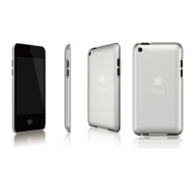 Macally MetroC for iPod touch 4G, transparent