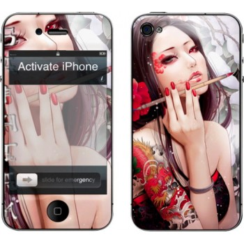 muvit Customization Kit for iPhone 4s, Japan
