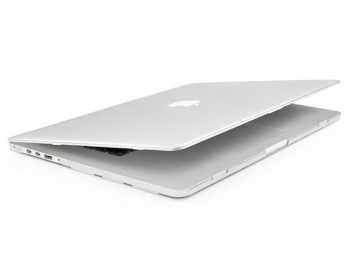 "Macally ProShell for MacBook Pro 15"" (Retina), Transparent"