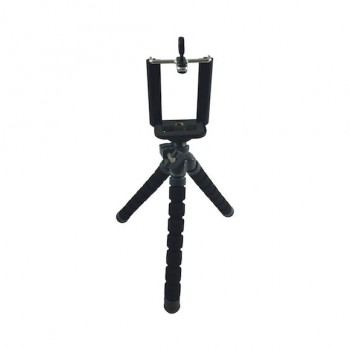 Rollei Selfie Mini Tripod, with iPhone & Smartphone Clip/Adapter