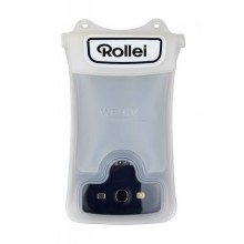 Rollei WP-i 20, Underwater Bag for iPhone SE/5s/5, white