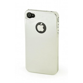 SKILLFWD Lingot Hard Case, for iPhone 4/4S, silver
