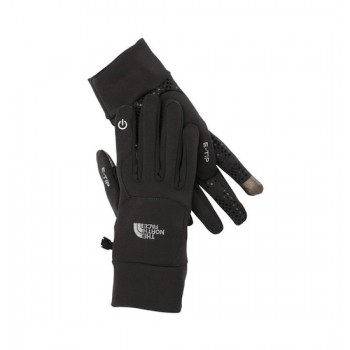 The North Face Etip Gloves, iPhone 5 & iPad mini, Grey, Size S