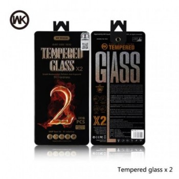 Tempered Glass WK 2pcs iPhone 8