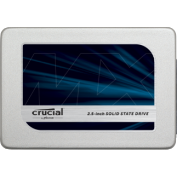 Crucial MX500 250GB SATA 2.5-inch 7mm (with 9.5mm adapter) Internal SSD