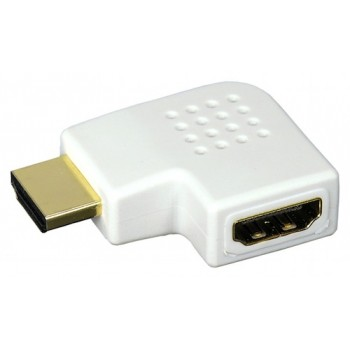 fixAudio, HDMI-HDMI adapter, White