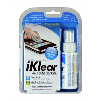 iKlear - iPod, iPhone, MacBook & MacBook Pro Cleaning Kit