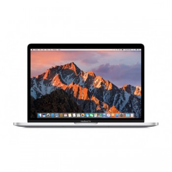 MacBook Pro 13-inch: 2.3GHz Processor - 128GB Storage - Silver UK + Αντάπτορας