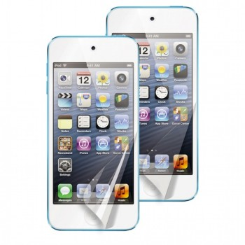 muvit Screen Protector for iPod touch 5G, 2 Pack, matt+glossy