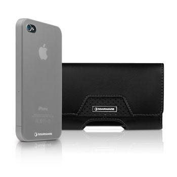 Marware CEO Prestige Plus for iPhone 4 & 4S, Black